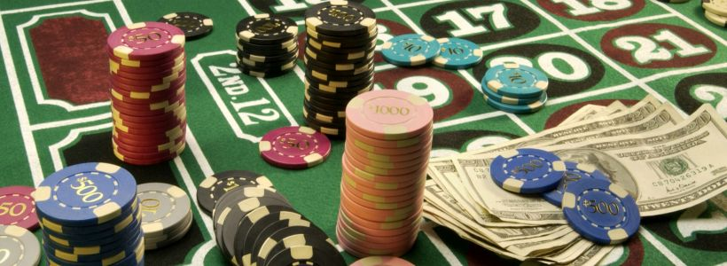 how to make money at the casino