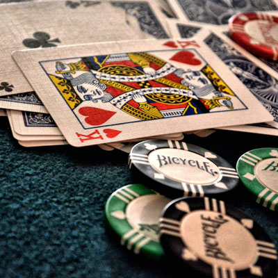 Basics of Poker – Card Game Rules | Bicycle Playing Cards