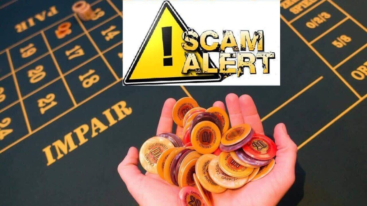 How do You Know if You are Participating in a Scam Online Casino?